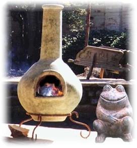 chiminea, clay chiminea, pinon wood, chimenea, cast chiminea, firepit, fire pit, firepits, fire pits, outdoor fireplace, patio fireplace, patio firepit, chiminea paint, chiminea cover