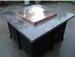 Chimineas Fire Pits And Custom Made Safety Screens