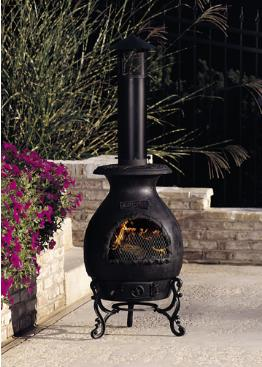 STACKED CHIMINEA ON SALE $249 free delivery