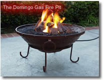 fire pit, gas fire pit, patio fireplace