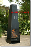 chiminea, barbeque, grills, smokers, firepits, patio fireplace, pinon wood