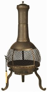 CAST IRON CHIMINEAS!