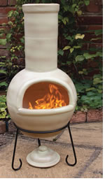 No crack clay chimineas 5 year warranty